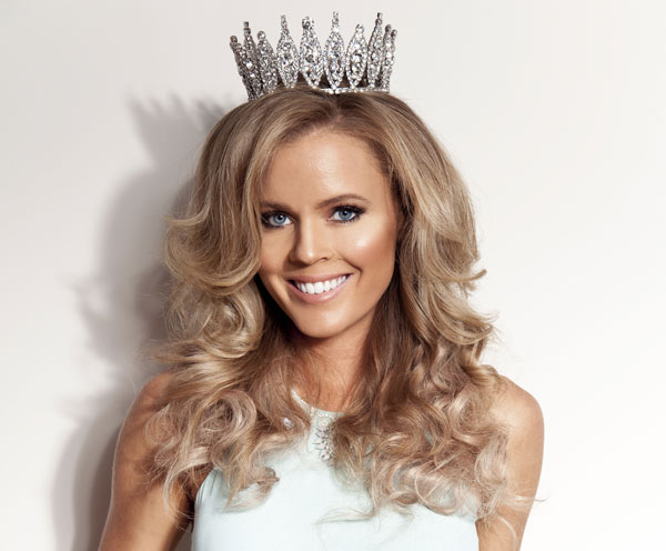 Mrs Australia, Kate Johnson, beauty pageant, charity event, ovarian cancer awareness