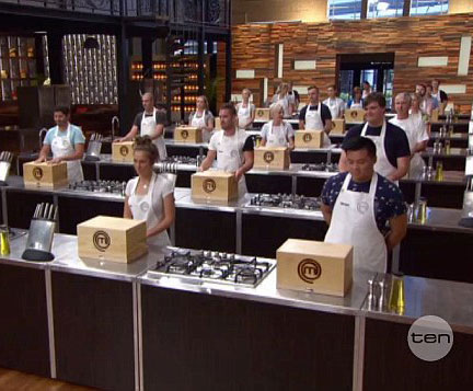 Reality TV, MasterChef, sale, auction, property sale, house for sale, cooking, cooking show