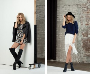 Tuula Vintage, Jess Stein, The Iconic, winter wardrobe, shopping, online shopping
