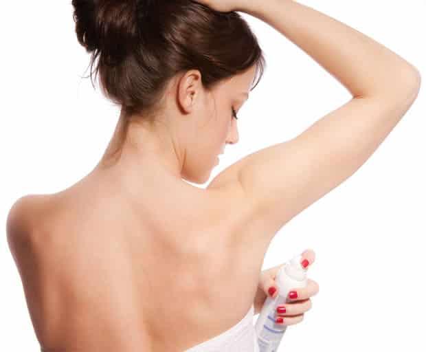 deodorant, antiperspirant, safe, toxins, hygiene
