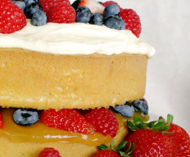 cake, cake recipe, dessert, dessert recipe, lemon sponge cake