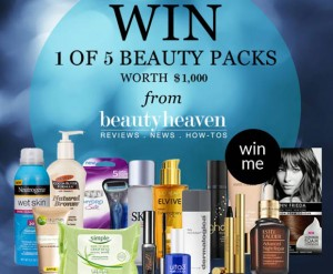 beautyheaven, Competition, giveaway, win