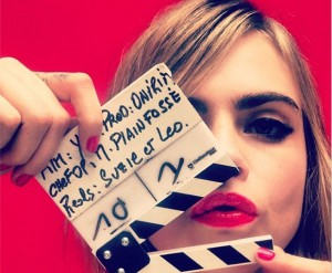 Cara Delevigne, Kids in Love, Actress, Supermodel, Timeless, Fashion