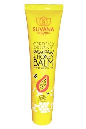 Suvana Organic Paw Paw Cream