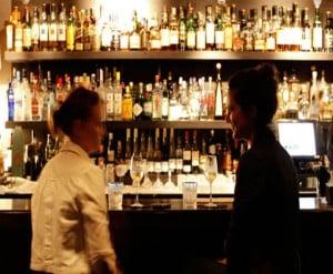 date ideas, first date, eau de vie, restaurant, cocktails