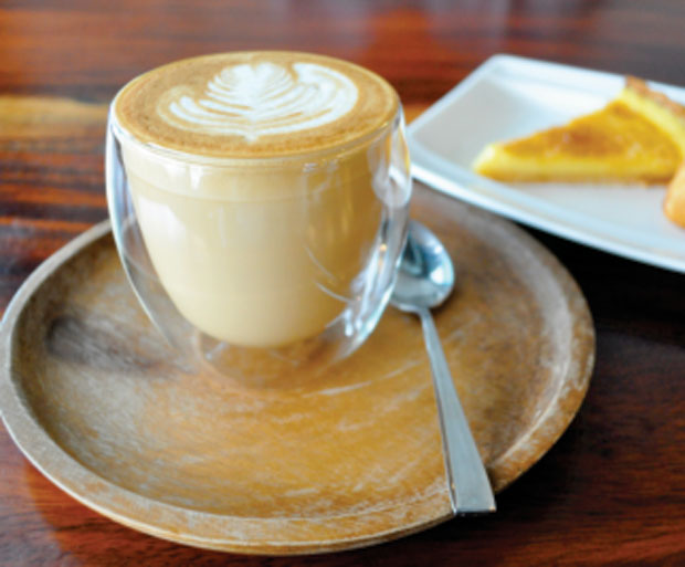 Almond Milk Latte Recipe