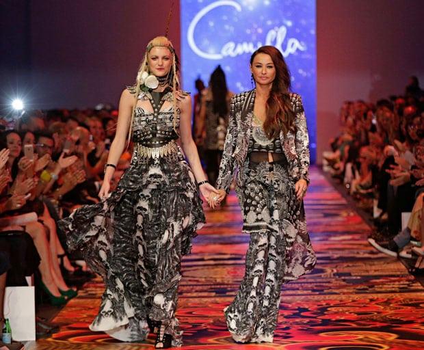 CAMILLA, Camilla Franks, Perth Fashion Festival, PFF, fashion show, fashion festival