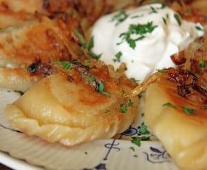 dinner ideas, food, healthy food ideas, pierogi, potato dumplings, potato recipe, recipe