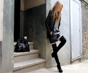 fashion, winter trends, shoes, over the knee boots, fashion trends