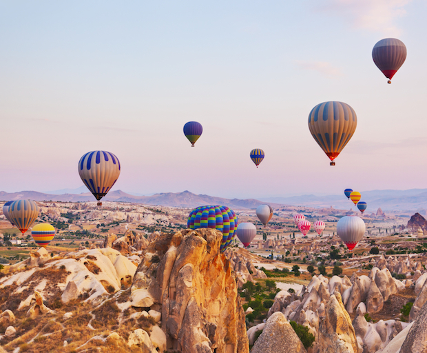 Top Travel Destination: Turkey