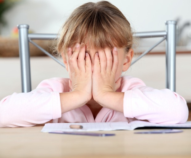 Simple Ways To Help An Anxious Child