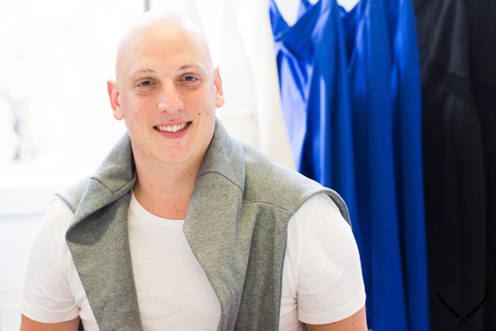 MICHAEL LO SORDO, DHL, fashion scholarship, winner, Australian fashion, fashion designer, Australian fashion designer