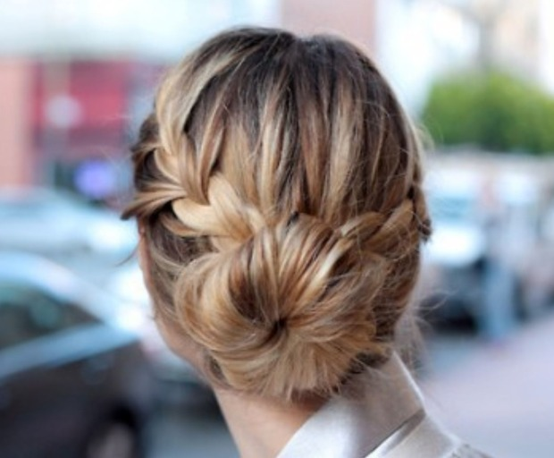 5-Minute Styles For Medium To Long Hair - SHE\'SAID\'