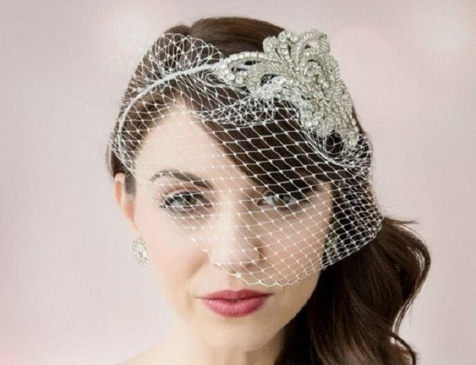 Birdcage Veils - SHE SAID  f83840d9598