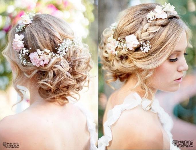 Braided Bridal Hairstyles Shesaid