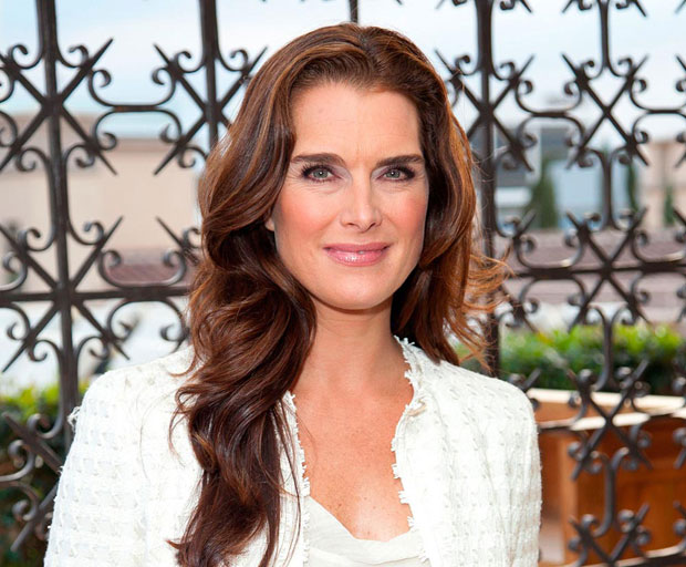 Brooke Shields, MAC Cosmetics, Make-up, Model, Mum, Collaboration