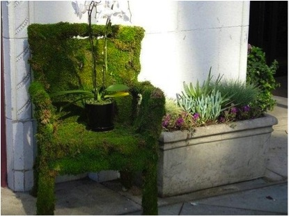 25 Trendy Upcycling Patio Ideas