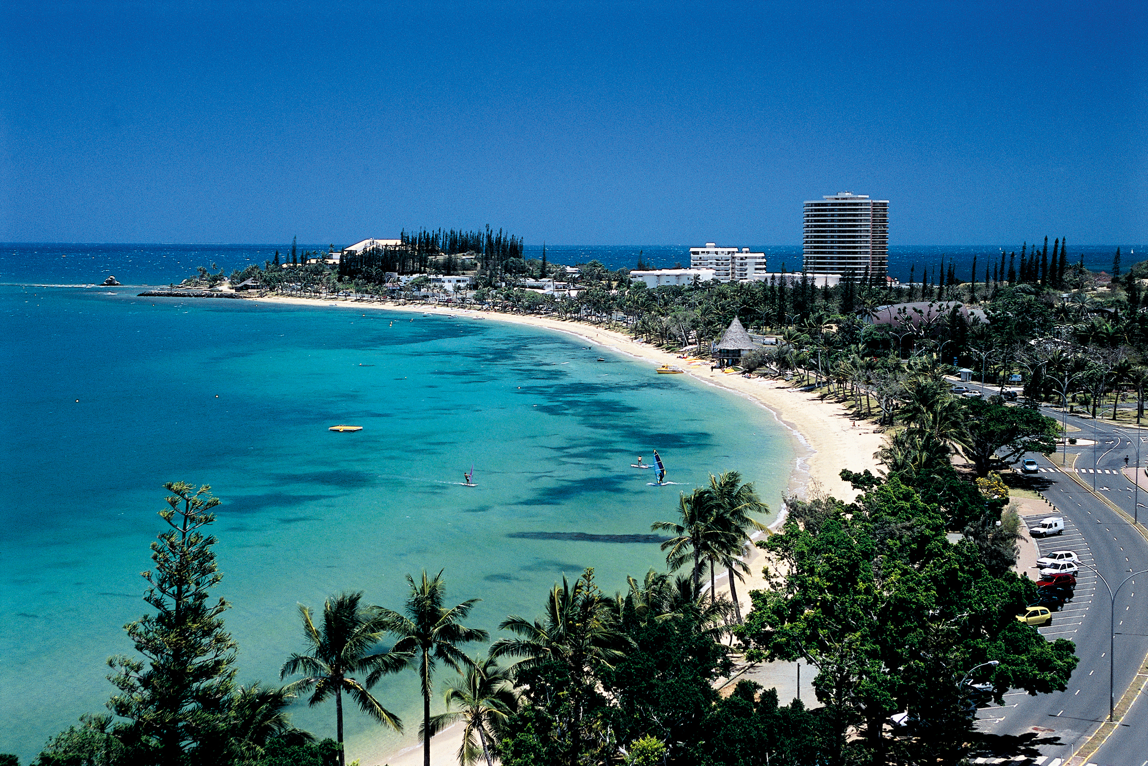 Noumea, New Caledonia, sailing, travelling, holidays, holiday destination