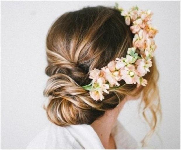 Bridal Bun Hairstyles She Said