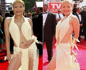 The Most Shocking Red Carpet Dresses