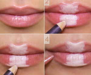 Makeup Hacks For Fuller Lips