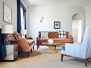 interior design, LA, Los Angeles, Brett Mikan, Brett Mickan Interior Design, interiors, decorating