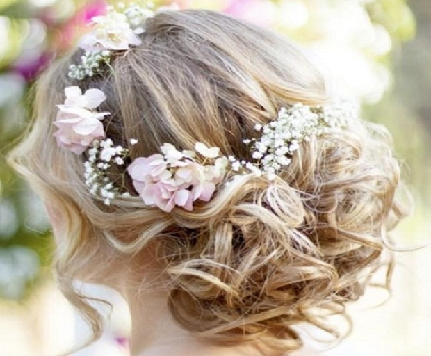 Stunning Beach Wedding Hairstyle Ideas