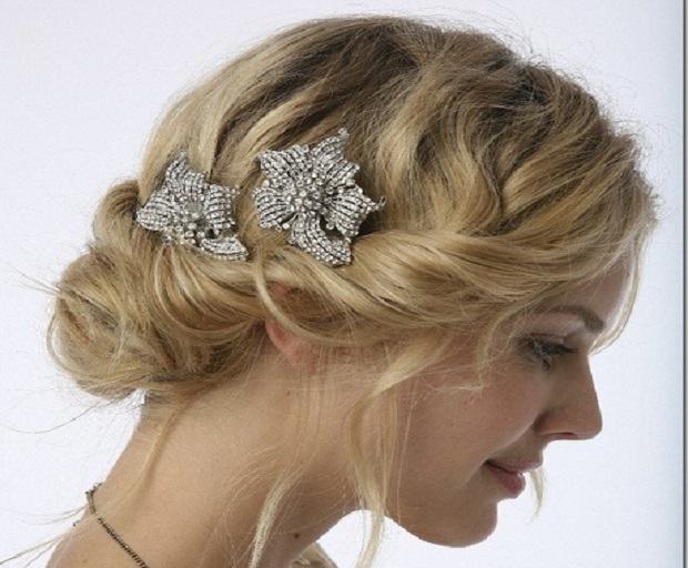 Por Bridesmaid Hairstyles