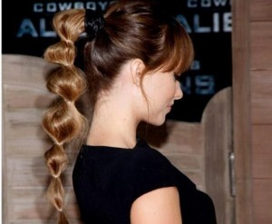 3 Cute Ponytail Styles For Long Hair