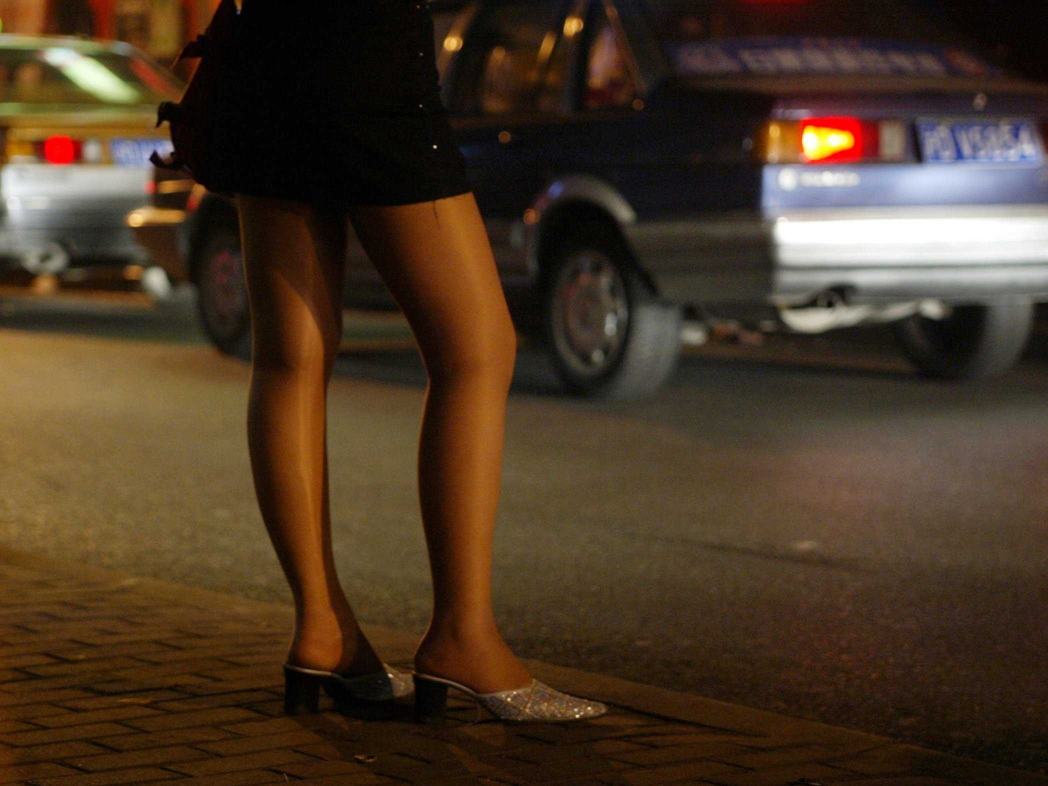 why men go to prostitutes