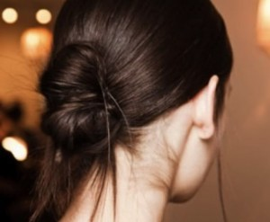 4 Trendy Low-Bun Hairstyles