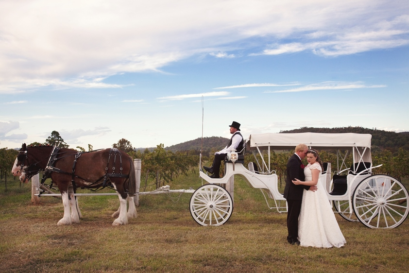 Mudgee wedding