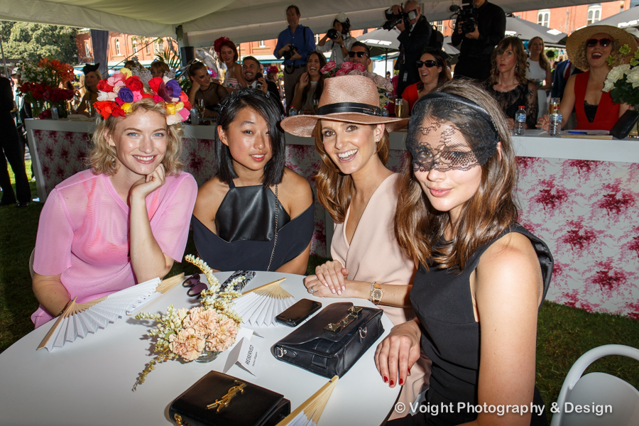 spring racing fashion