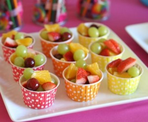 Quick and Easy Party Snacks For Kids