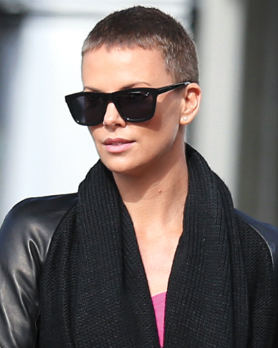 Female Celebrities Who Shaved Their Heads