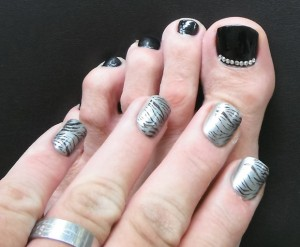 manicure, male nail art, celebrity style