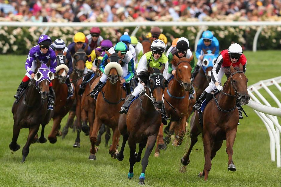 Melbourne Cup Day, horse racing