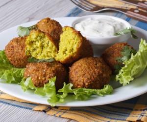 Healthy recipe: Falafel