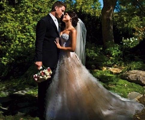 Top 5 Celebrity Wedding Hairstyles
