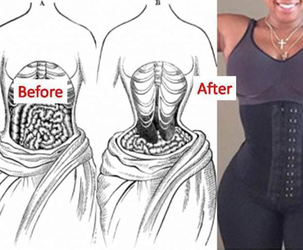 How do you get a skinny waist?