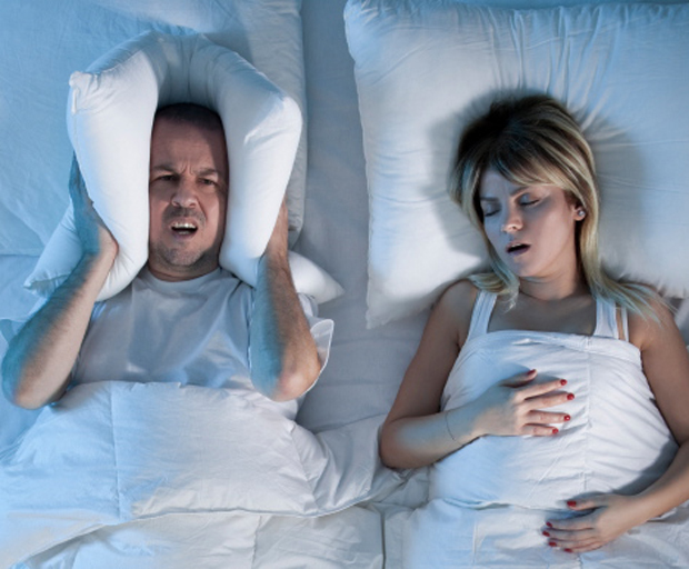 snoring, women's health, sleep apnoea