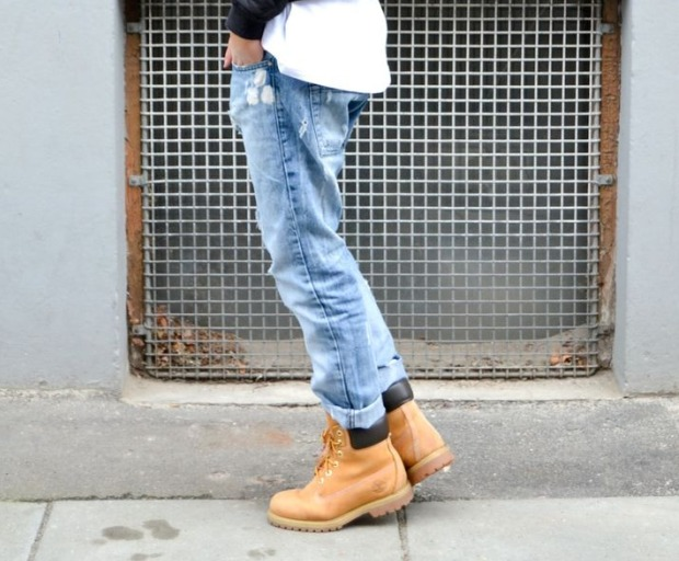 refrigerador Obligatorio lógica  How To Wear Timberland Boots (With Style) - SHE'SAID'
