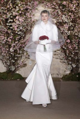 OSCAR DE LA RENTA BRIDAL SS12 NEW YORK 04/11/11
