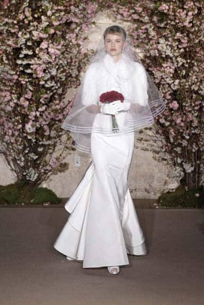 Winter wedding dress ideas she 39 said 39 for Bridesmaid dresses for winter weddings