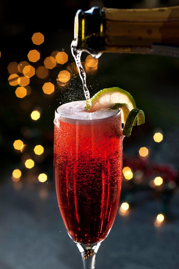 Christmas party cocktails ideas for Christmas cocktail decorations