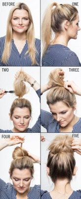 4 Easy Styles For Fine Hair