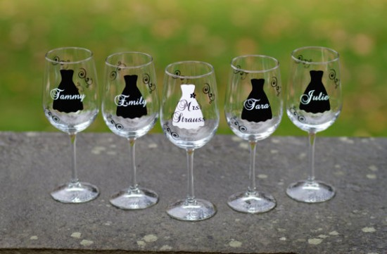 Personalised Gifts For Bridesmaids