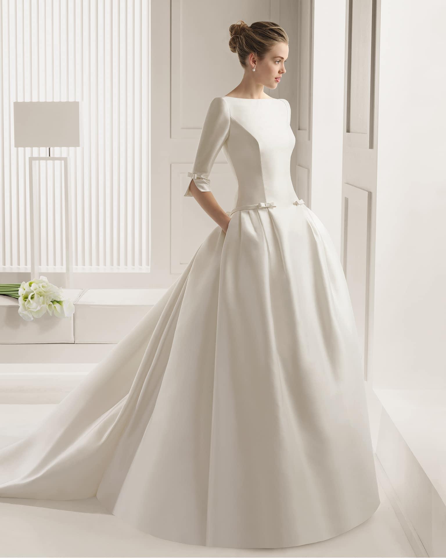 Winter Wedding Dress Ideas - SHE\'SAID\'