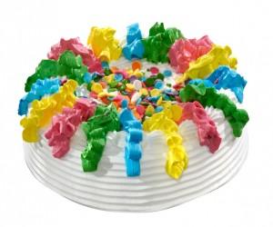 ice cream, ice-cream cake, cakes, cake alternatives, kids cakes, kids birthdays, easy cakes, simple cakes