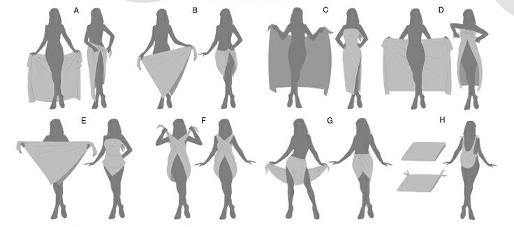 ef0f8973f0e4d How To Tie & Wear Sarong: Are You Doing It Wrong? - SHE'SAID'